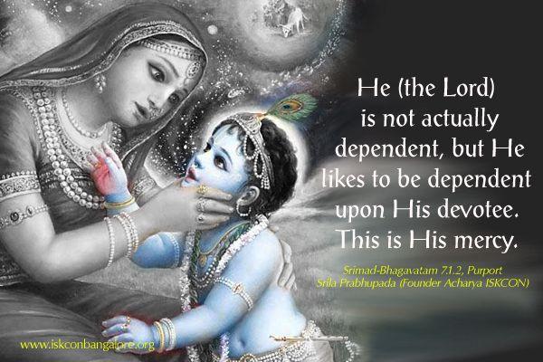 Srila Prabhupada Religious Quotes