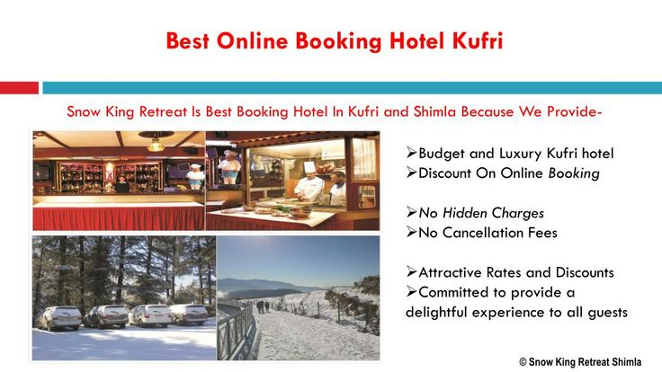 Snow King Retreat Shimla (Kufri ) offer online booking service with  attractive rates and discounts.Snow King Retreat is perfect gateway for the  discerning adventurer offering a magical and unforgettable experience in the mountains. #Hotel #Shimla #Resorts #HimachalPardesh #Kufri #Snow #best