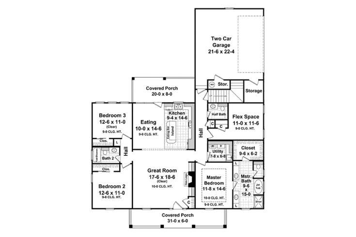 56 best florida cracker house images on pinterest old for Small cracker house plans