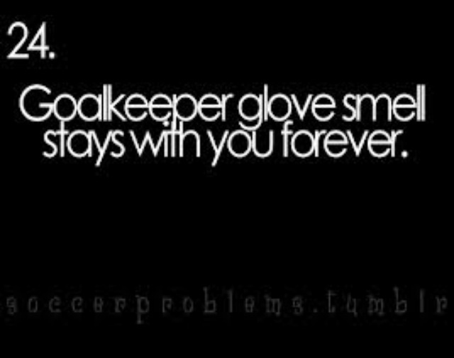 Goalkeepers become immune to it:) but it's a great weapon to use on teammates;)
