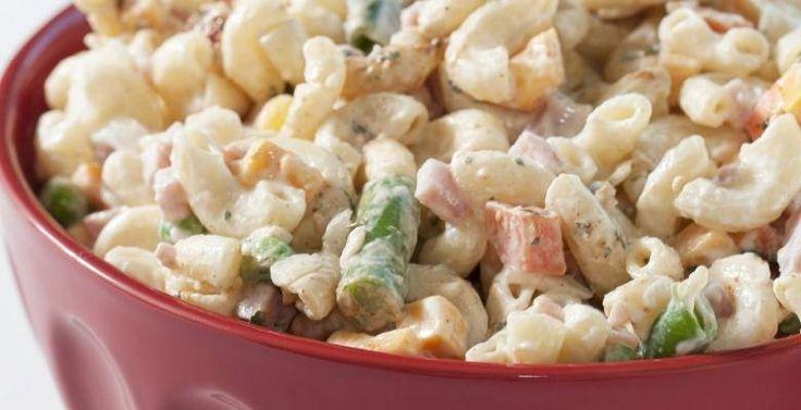 Recette : Salade de macaroni de maman!