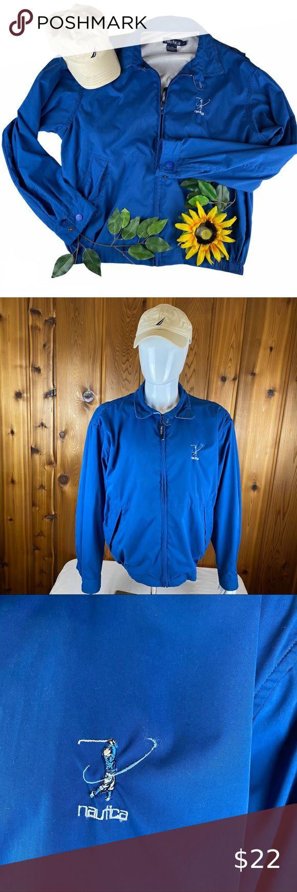 Nautica Mens Golf Swing Windbreaker Jacket Mesh Nautica Mens Golf Swing Windbreaker Jacket Blue Solid Mesh Pockets Coll In 2020 Golf Swing Windbreaker Jacket Mens Golf [ 1740 x 580 Pixel ]