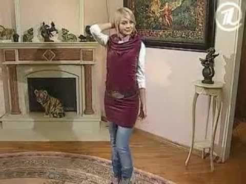 Ольга Никишичева. Платье-трансформер