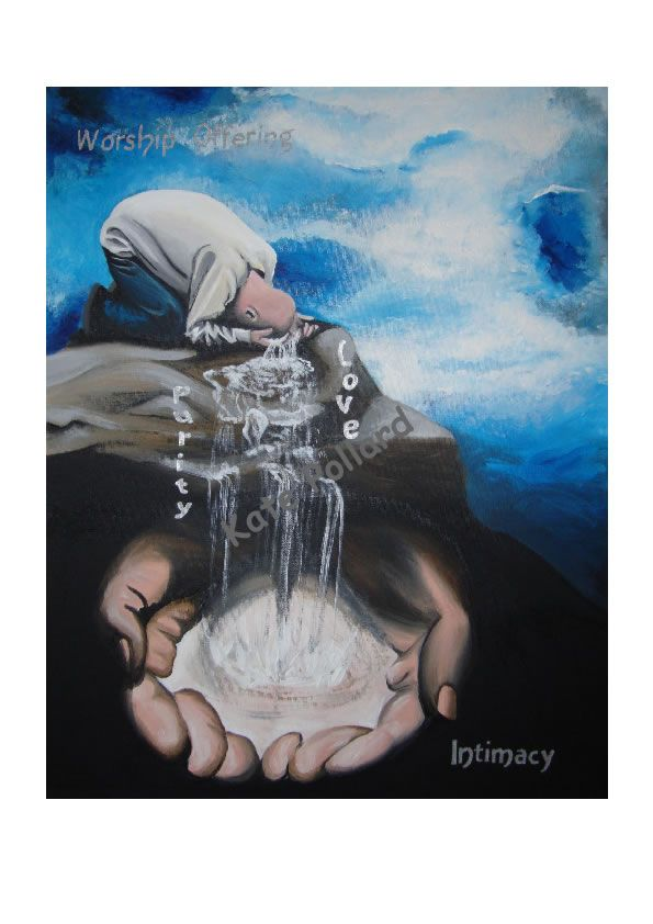 Christian, Prophetic Art, Kate Pollard