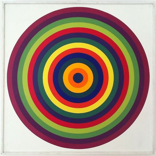 1970. Julio Le Parc is a modern op artist and kinetic artist born in 1928 in Mendoza, Argentina.