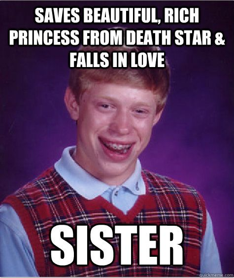 Funny Meme Star Wars : Images about star wars memes on pinterest bad luck