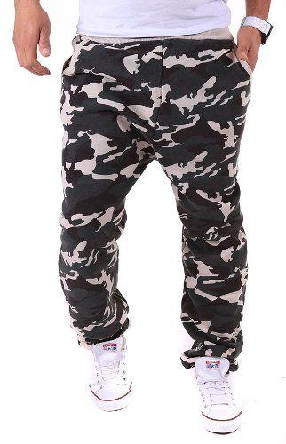 pantalon camouflage homme militaire