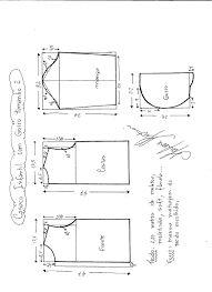Resultado de imagem para modelo para casaco curto em moletom
