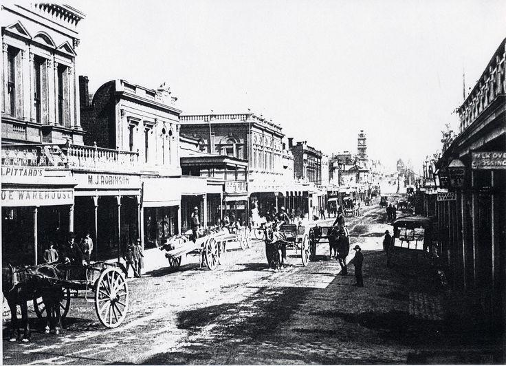 Ballarat 1900