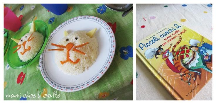 mami chips & crafts: risotto filante del gatto Babbà
