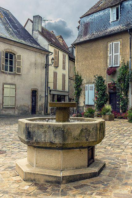 Saint-Yrieix-la-Perche - Haute-Vienne dept. - Limousin région, France