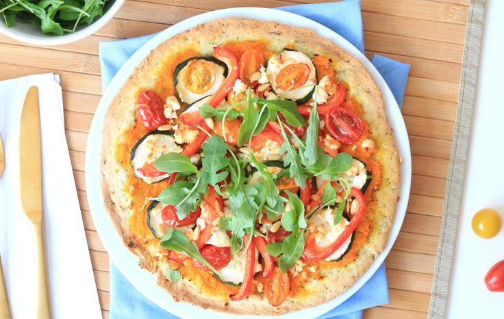 Of je nu gaat voor een glutenvrije bloemkoolpizza, een klassiekepizza funghi(met maar 5 ingrediënten), een wrappizza, een naanpizza met zalmof een super
