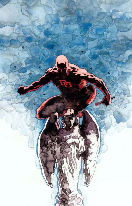 alexhchung:  Daredevil: End of Days by Alex Maleev & David Mack