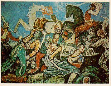 Battle at Vucji Do, 1878, Montenegro