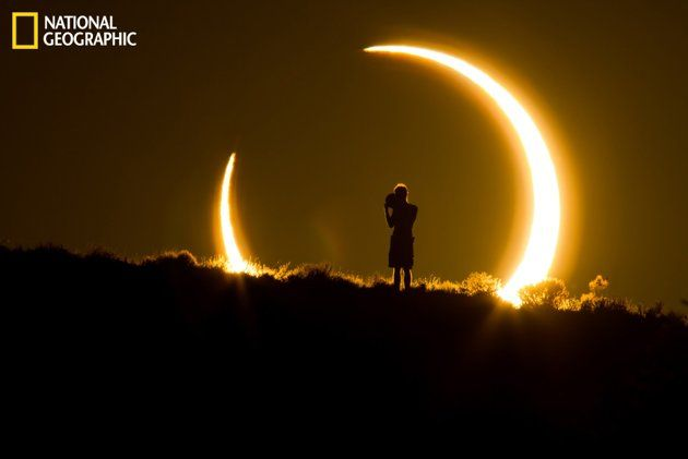 *Solar eclipse, May 20, 2012