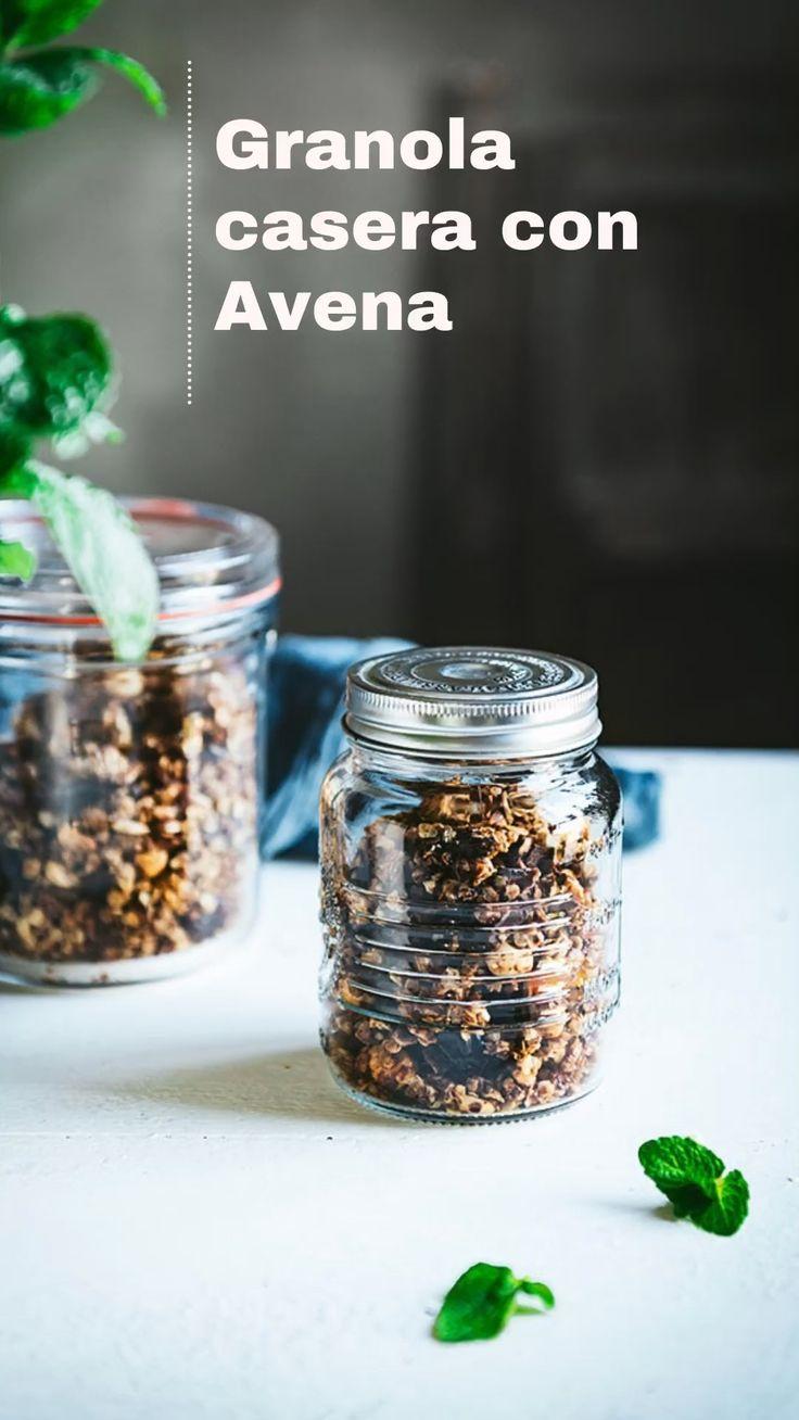 Granola, Healthy Desayunos, Vegetarian Recipes, Healthy Recipes, Master Chef, Sugar Free Recipes, Slow Food, Fitness Diet, Healthy Choices