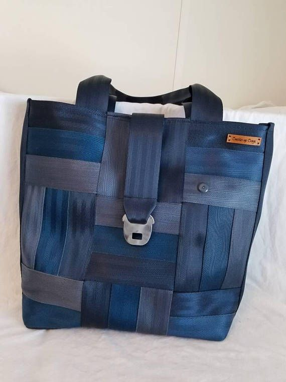 Check out this item in my Etsy shop https://www.etsy.com/ca/listing/582266364/seatbelt-purse-seatbelt-bag-large