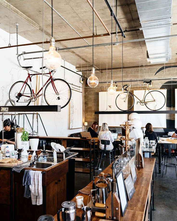 Café Falco in Montréal / photo by Ali