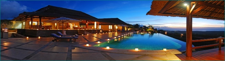 Budget tropical Villas