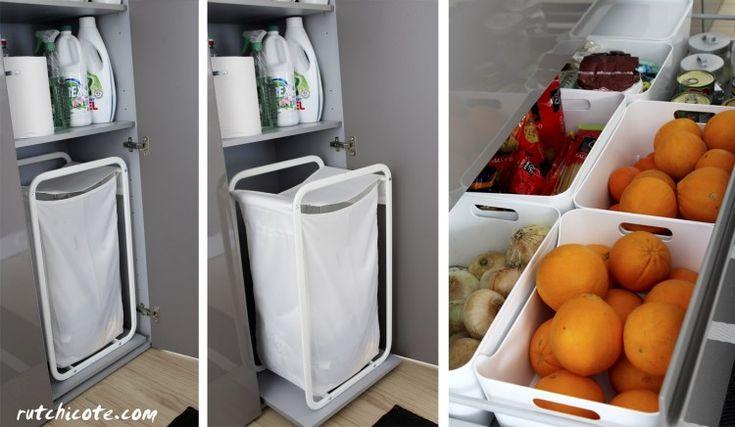 4 ideas de almacenamiento que te harán la vida más fácil | Decoración