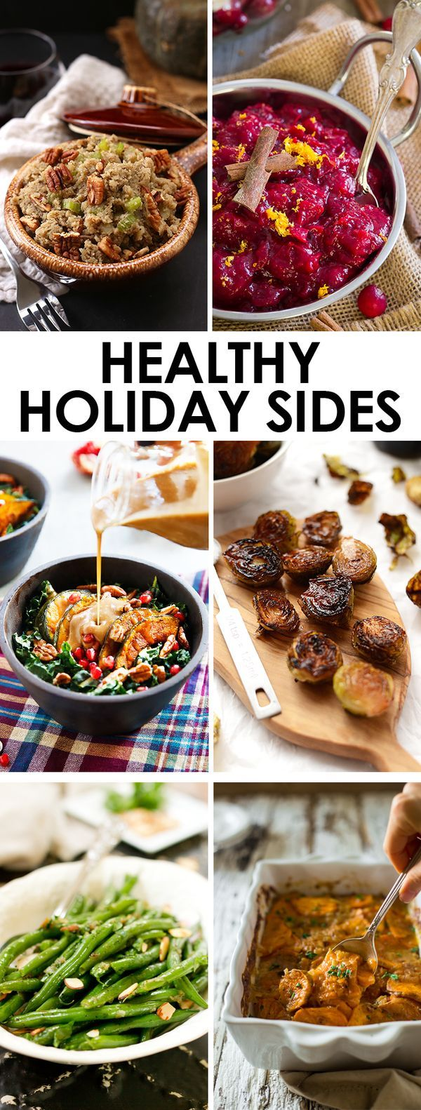 Healthy Holiday Side Dishes | Paleo-Friendly | Lexi's Clean Kitchen
