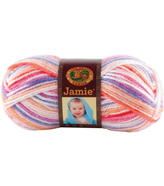 Jamie Yarn-Summer Stripes at Joann.com - DK weight - several other ...