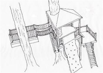 160 best Cabins & treehouse images on Pinterest | Arquitetura, Tree Tree House Designer Online on online furniture, online blueprints, online magazines,
