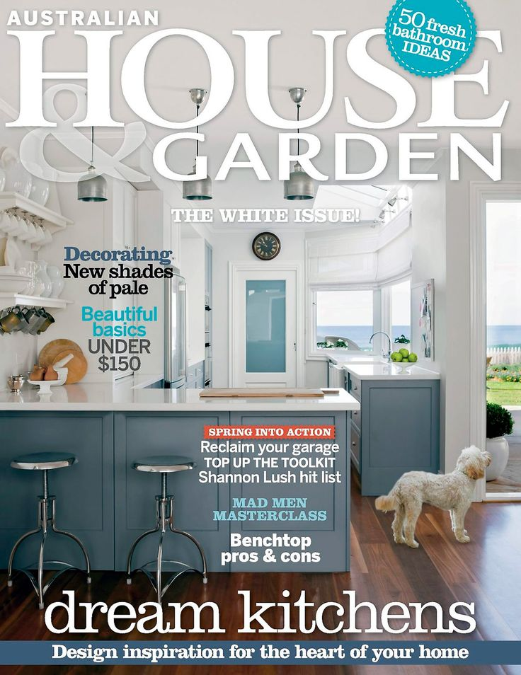 In/Out - HOUSE & GARDEN: AUG 2012