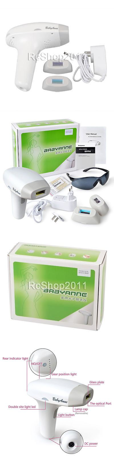 Laser Hair Removal and IPL: 3 In 1 Ipl Laser Permanent Hair Removal Machine Face Body White Skinandacne-Repair BUY IT NOW ONLY: $105.0