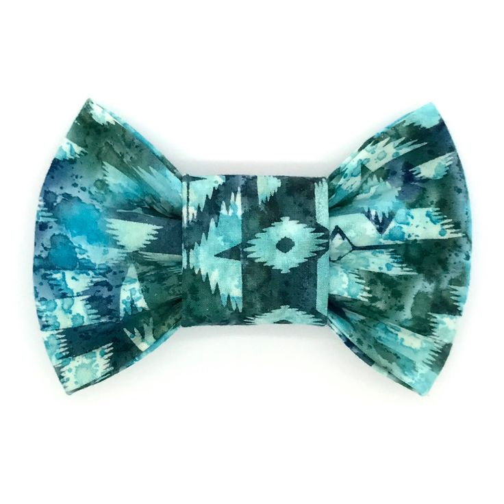 Vitamin Sea Snap-In Dog Bows® Bow Tie Dog Bow Tie Cat Bow