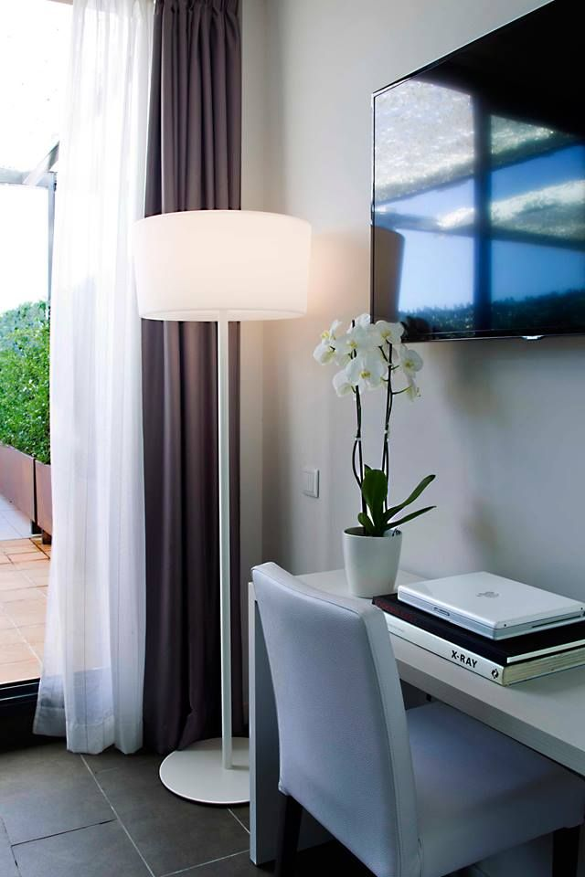 Lampa podłogowa Dot P-2909X IP54 Estiluz