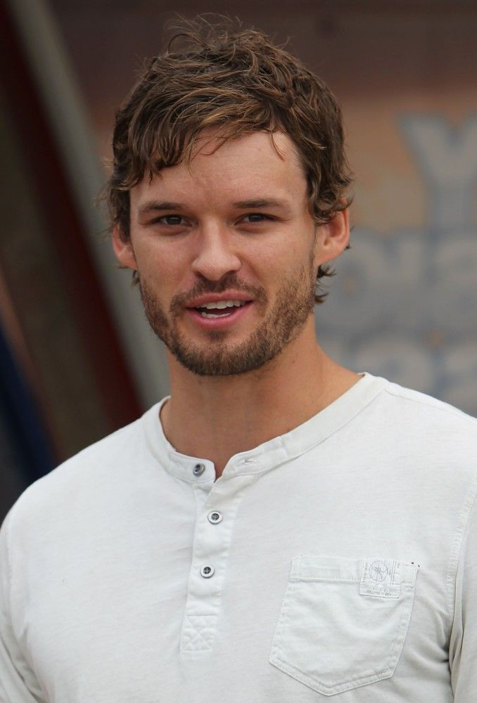 Austin Nichols | Spence Monroe in The Walking Dead