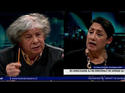 Videos de la política chilena.