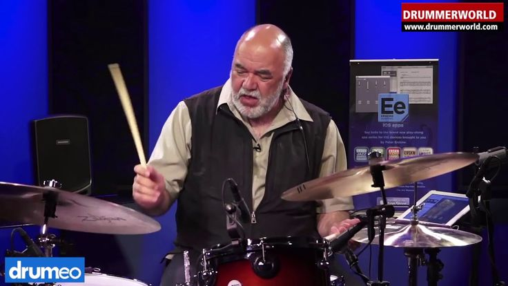 Peter Erskine - Fine Brush Playing: Waltz Of The Flowers
