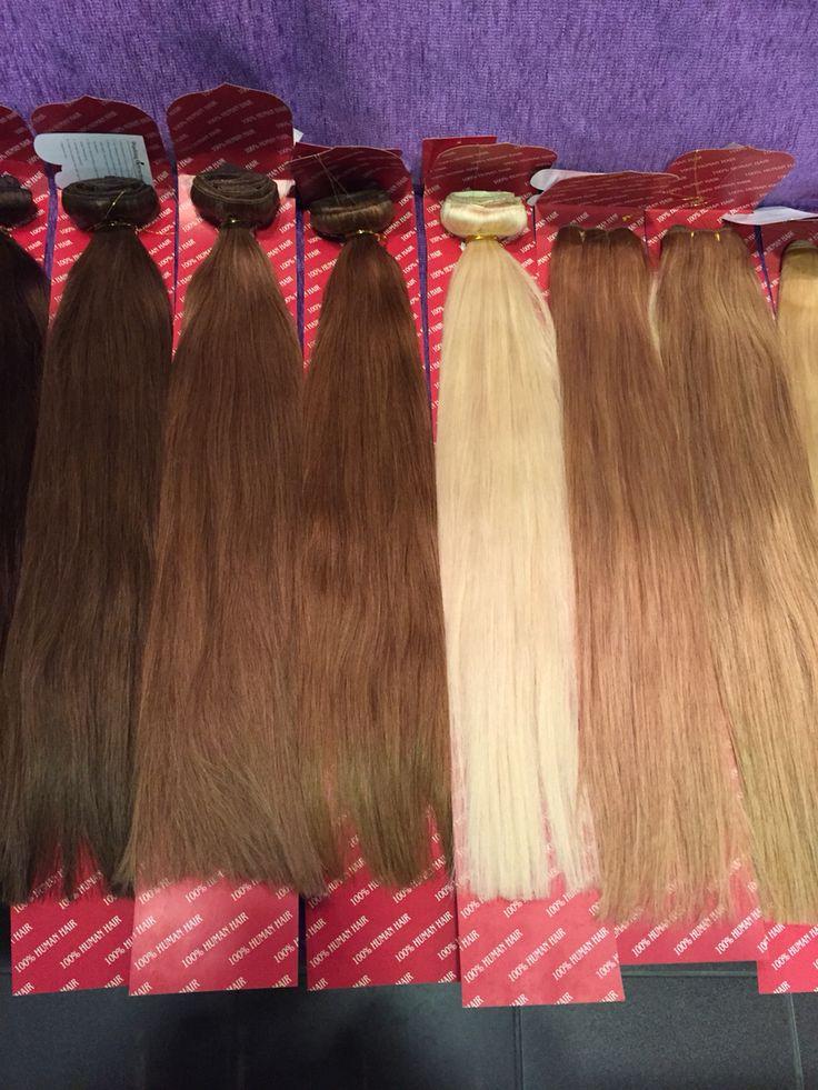 Τρέσες 160 γραμ με clips full head - hair on clips by www.e-hair.gr
