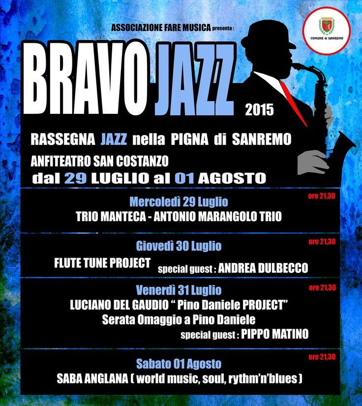 bravo jazz 2015
