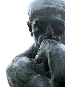 Rodin - Il pensatore