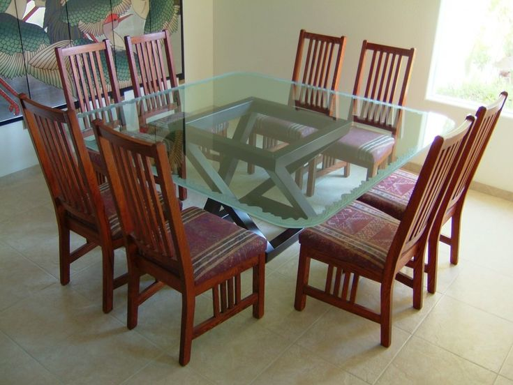 57 best Glass Dining Tables images on Pinterest | Dining tables ...
