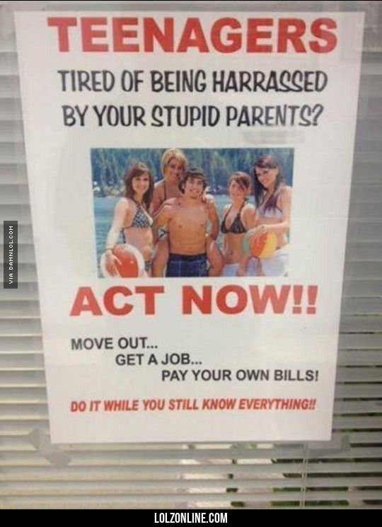 Act Now#funny #lol #lolzonline