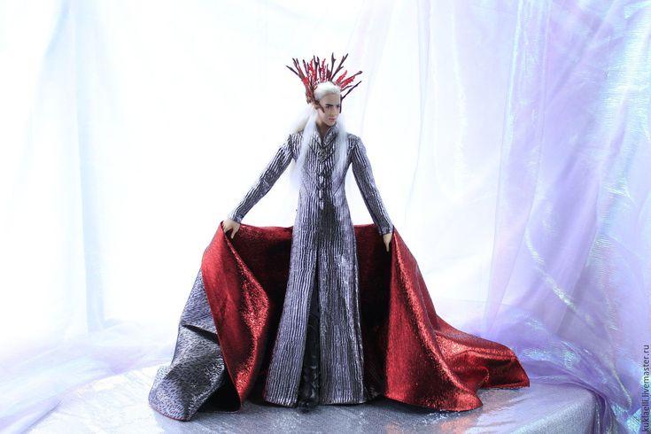 Купить Король лесных эльфов - трандуил, кукла, король лесных эльфов, эльф, лесной эльф