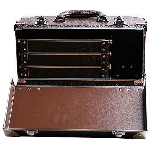 (コスメボックス7) cosmebox7 3段 VALUABLE BROWN プロ用メイクボックス プロ並みの本格... https://www.amazon.co.jp/dp/B00WHBP4M4/ref=cm_sw_r_pi_dp_zv3HxbHF24B5J