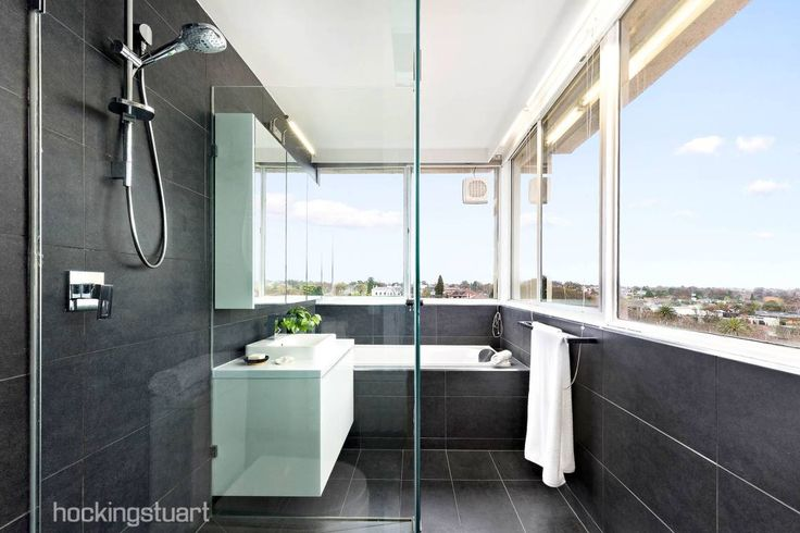 71/503 Orrong Road, Armadale  Bathroom view goals!