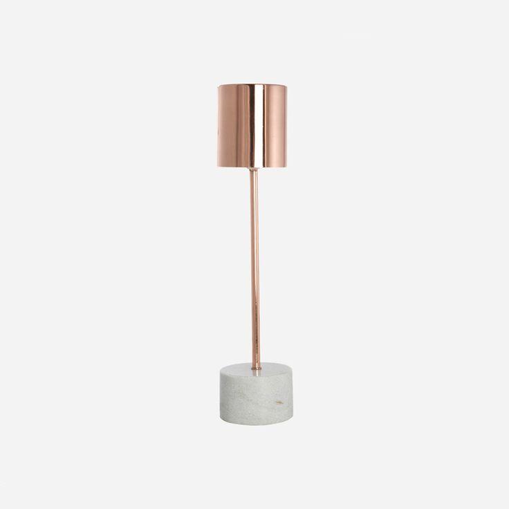 Marble Table Lamp, House Doctor #design #designlight #trend #trend2013