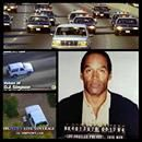 """June 17, 1994: Following a televised low-speed highway chase, O.J. Simpson is arrested for the murders of his ex-wife, Nicole Brown Simpson, and her friend Ronald Goldman. The pursuit, arrest, and trial were among the most widely publicized events in American history. Orenthal James """"O. J."""" Simpson,...June 17, 1994: Following a televised low-speed highway chase, O.J. Simpson is arrested for the murders of his ex-wife, Nicole Brown Simpson, and her friend Ronald Goldman. The pursuit, arrest…"""
