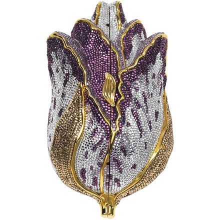 Judith Leiber  tulip evening bag circa 1980