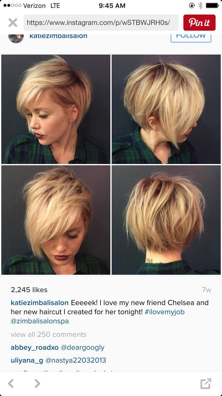 best saç images on pinterest hair ideas shorter hair and hair cut