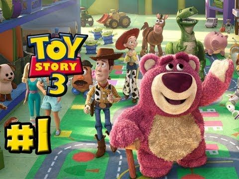 News Videos & more -  Video Games - Toy Story 3 The Video-Game - Part 1 - Train Chase (HD Gameplay Walkthrough) #Video #Games #Youtube #Music #Videos #News Check more at http://rockstarseo.ca/video-games-toy-story-3-the-video-game-part-1-train-chase-hd-gameplay-walkthrough-video-games-youtube/