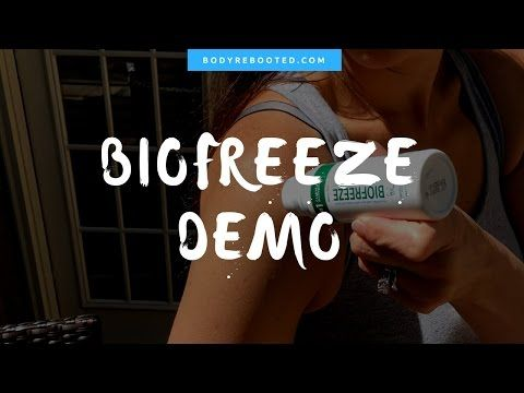 104 best products i love images on pinterest kitchen home and biofreeze cold therapy demo by christina at body rebooted biofreezepainrelief fandeluxe Images
