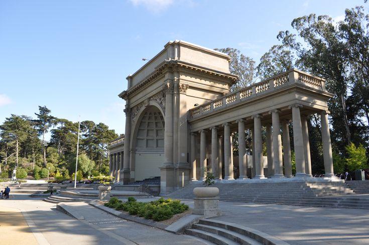 Golden Gate Park - Wikipedia, the free encyclopedia
