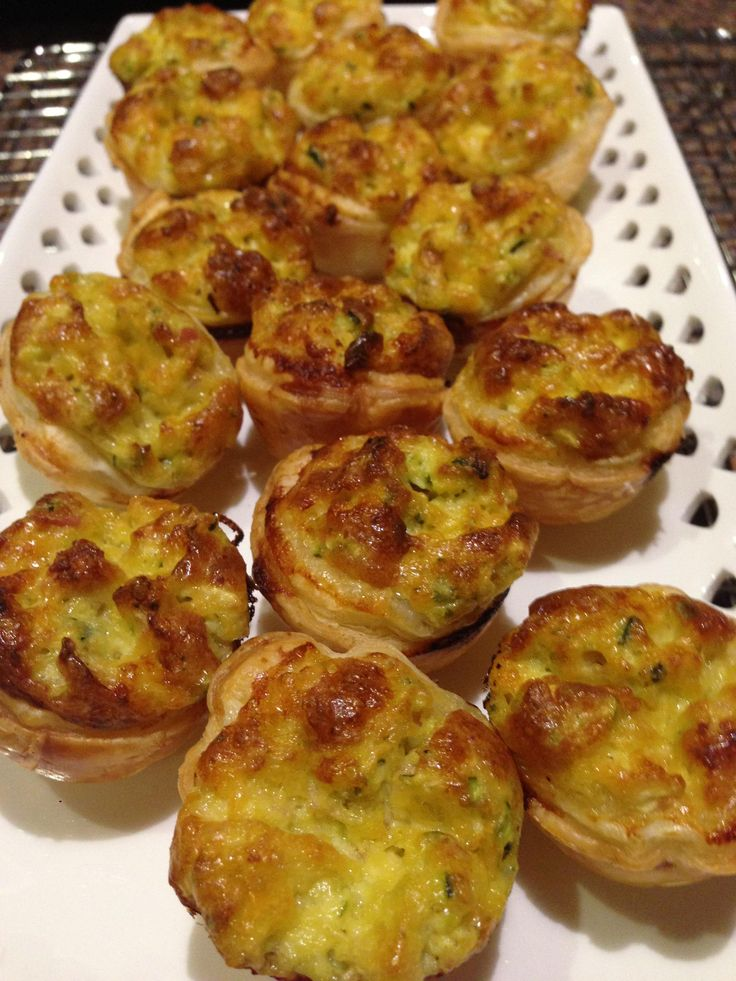 Yve's Mini quiches by Yvonne Stokes on www.recipecommunity.com.au
